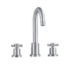 "Avanity FWS17201CP Messina 8"" Widespread 2-Handle Bath Faucet in Chrome finish"