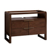 "Avanity GISELLE-V43-NW Giselle 43"" Vanity in Natural Walnut"