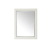 "Avanity HAMILTON-M24-FW Hamilton 24"" Mirror in French White finish"
