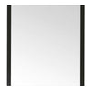 "Avanity LOFT-M30-DW Loft 30"" Mirror in Dark Walnut finish"