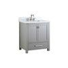 "Avanity MODERO-VS30-CG-C Modero 30"" Vanity Combo in Chilled Gray finish"