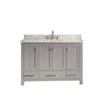 "Avanity MODERO-VS48-CG-C Modero 48"" Vanity Combo in Chilled Gray finish"