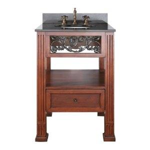 "Avanity NAPA-V24-DC Napa 24"" Vanity Only in Dark Cherry finish"
