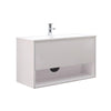 "Avanity SONOMA-VS39-WT Sonoma 39"" Vanity Combo in White finish"