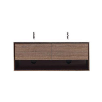 "Avanity SONOMA-VS63-RK Sonoma 63"" Vanity Combo in Restored Khaki Wood finish"