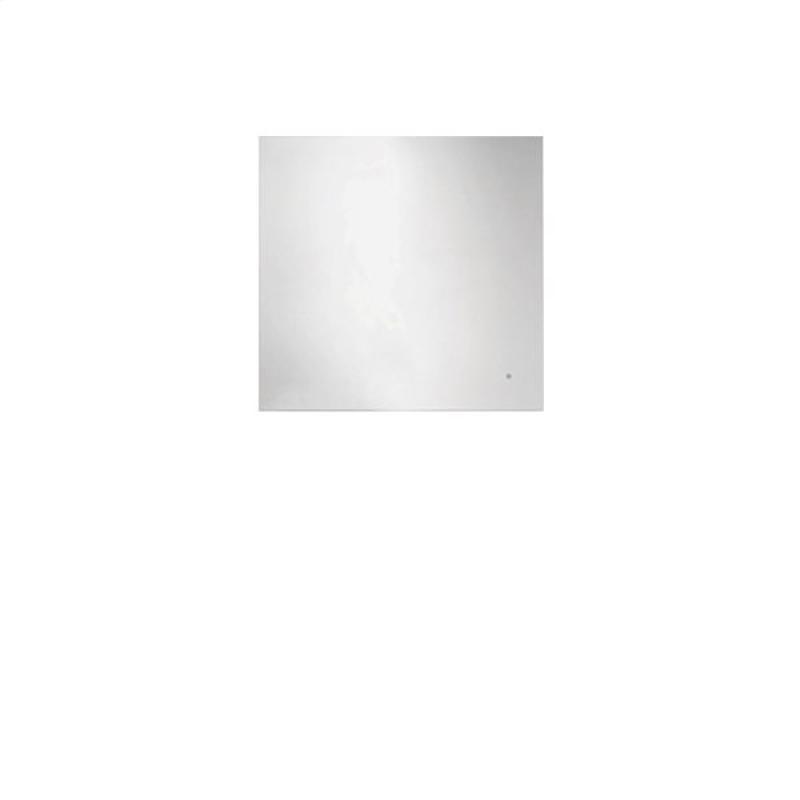 Blu Bathworks F51M2-0700 51 Collection M2 Series 700 Frameless Mirror w/ LED