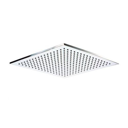 "Blu Bathworks TE440 Square 16"" Shower Head"