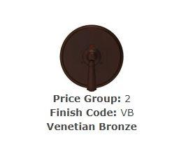 "Brasstech 435/VB 3/8"" x 12"" Rigid Supply Tube, Flat Head Venetian Bronze"