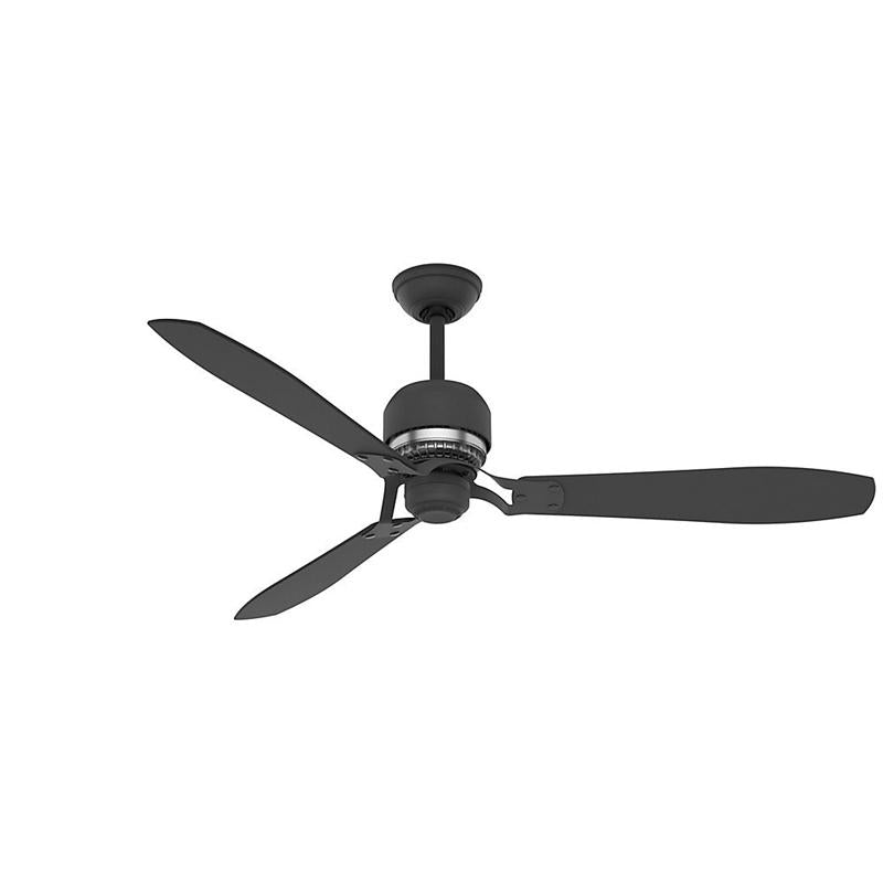 "Casablanca 59505 60"" Tribeca Great Room Graphite Ceiling Fan with Wall Control"