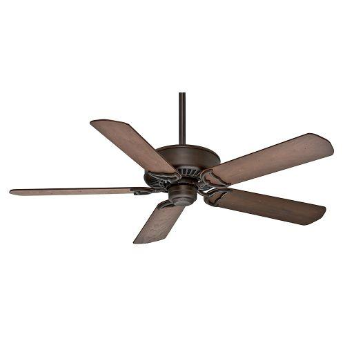 "Casablanca 54"" Panama DC Ceiling Fan Brushed Cocoa"