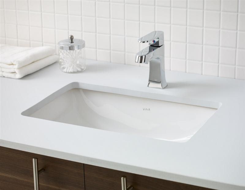 Cheviot 1105-WH Seville Undermount Sink White