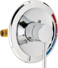 Chicago Faucet SH-PB1-00-000 Pressure Balancing Tub-Shower Valve-Trim