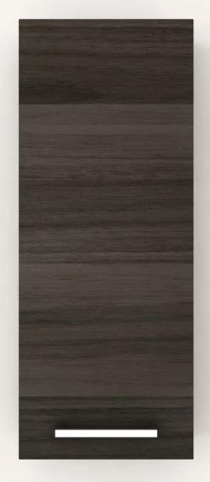 Cutler FV MEDCAB DCHOC Silhouette Collection Medicine Cabinet - Dark Chocolate