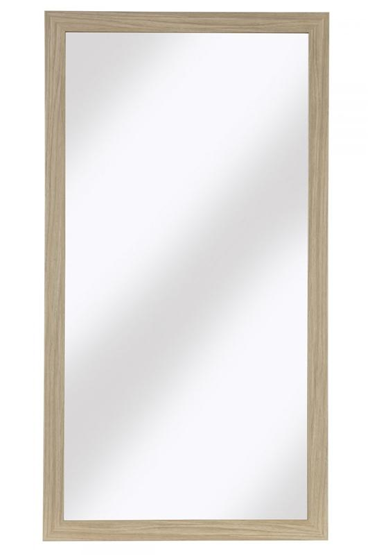 Cutler FVCAST40MR Sangallo Woodgrain Collection Shaker Mirror - Casting at First Light