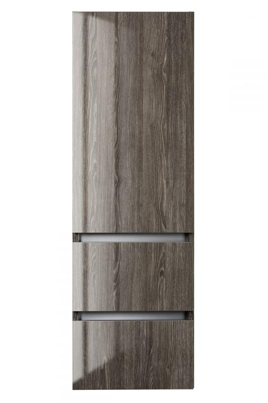 Cutler FVFOSSILO15LT Sangallo Gloss Collection Linen Tower - Fossil Oak Gloss