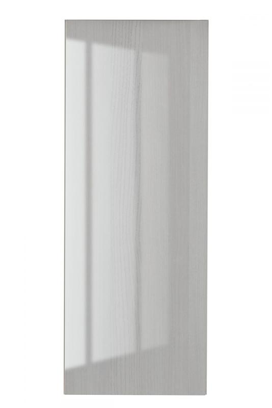 Cutler FVWHITEB12MC Sangallo Gloss Collection Medicine Cabinet - White Birch Gloss