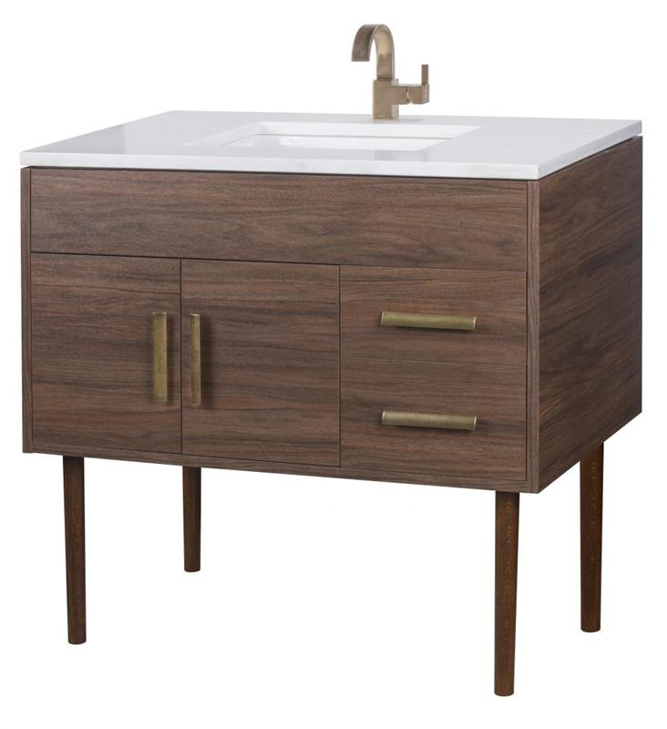 "Cutler MID-CNT-36 Garland Collection 36"" Bathroom Vanity"
