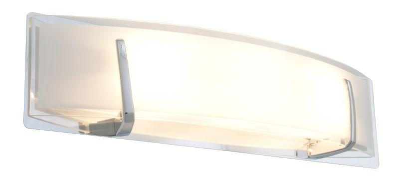 "DVI DVP8193BN-OP Hyperion 24"" Vanity Light Fixture Buffed Nickel"