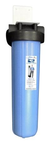"Environmental Water Systems BB 1"" SETUP Pre-Sediment Filter for Heavy Sediment and Particulates (Dirt, Rust, Sand, Silt)"
