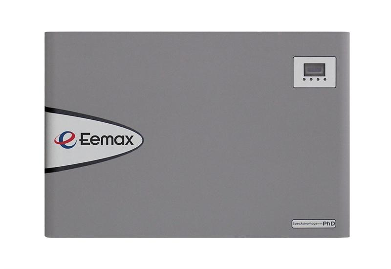 Eemax AP054208 EFD SpecAdvantage 54 kW 208 V Tankless Water Heater for Emergency Shower/Eye Wash combo