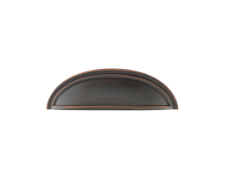 "Emtek 86124US10B Brass Egg Knob - 1 3/4"" (44mm) Oil Rubbed Bronze"