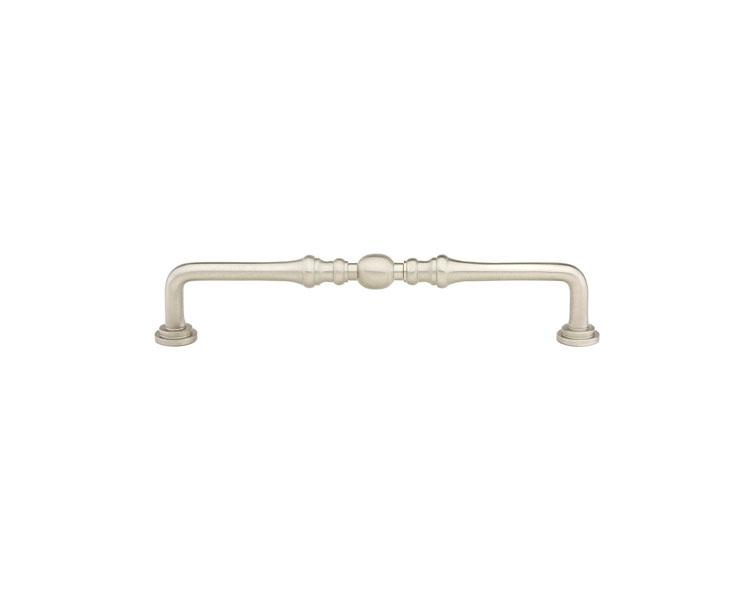 "Emtek 86129US15 Brass Spindle Pull - 3 1/2"" (89mm) Satin Nickel"