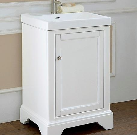 "Fairmont Designs 1502-V2118 Framingham 21"" Vanity Polar White"
