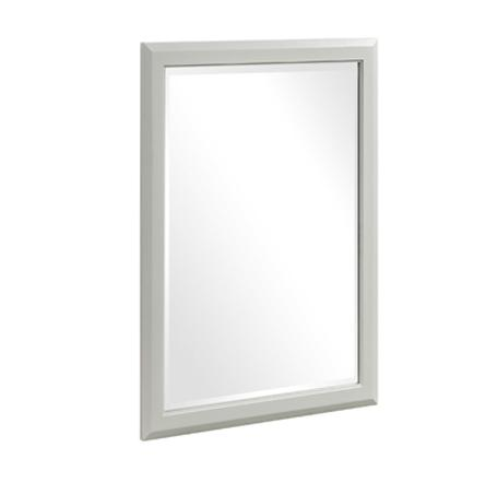 "Fairmont Designs 1509-M24 Charlottesville 24"" Mirror - Polar White"