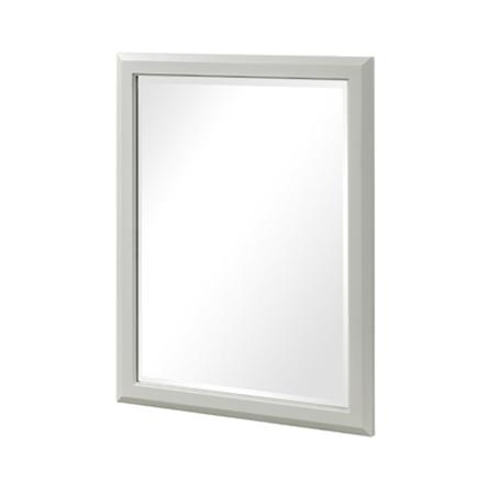 "Fairmont Designs 1509-M28 Charlottesville 28"" Mirror - Polar White"