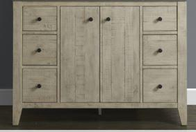"Fairmont Designs 1515-V48 River View 48"" Vanity - Toasted Almond"
