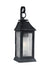 Feiss OL10601DWZ Shepherd 1 - Light Outdoor Sconce Dark Weathered Zinc