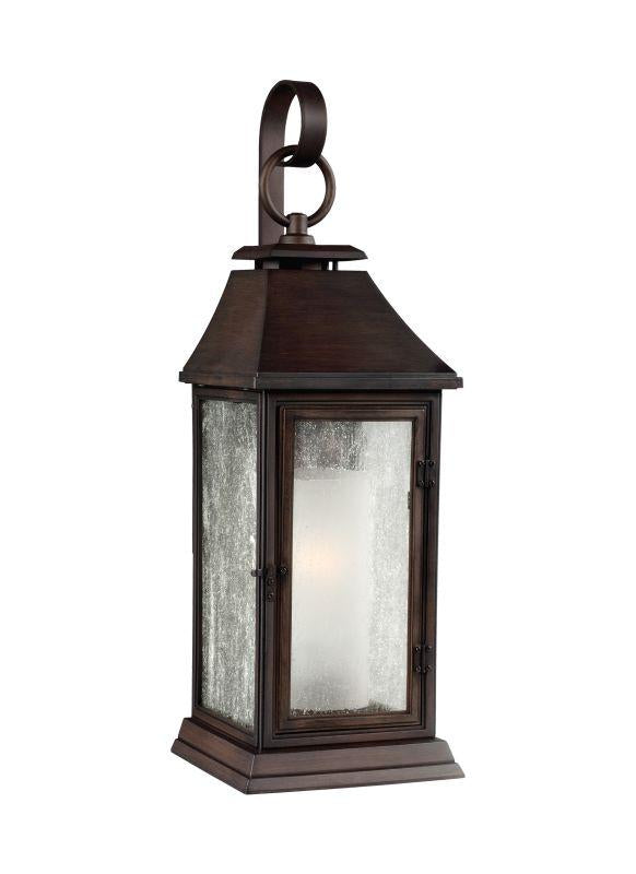 Feiss OL10601HTCP Shepherd 1 - Light Outdoor Sconce Heritage Copper