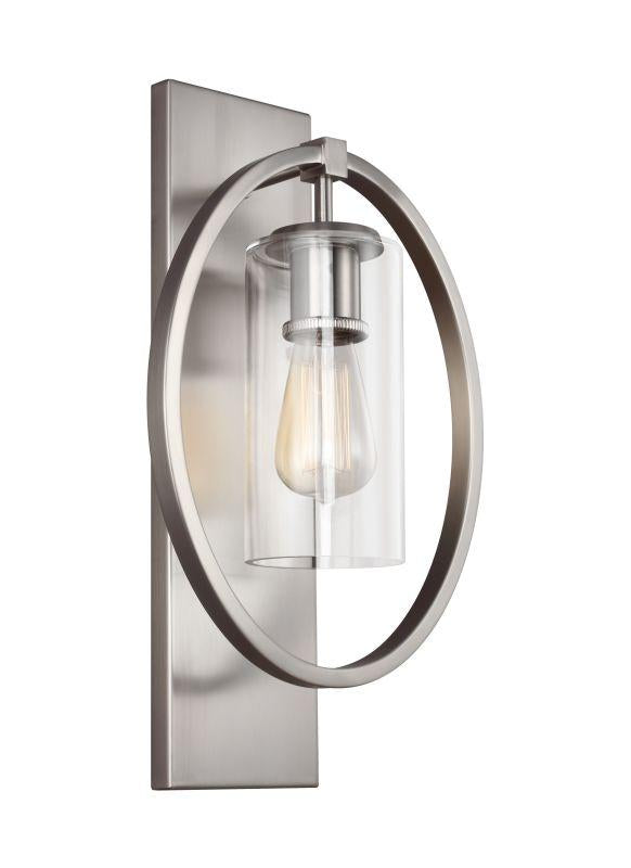 Feiss WB1846CH Marlena 1 - Light Wall Sconce Chrome