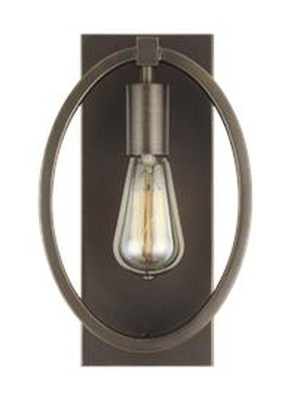 Feiss WB1847ANBZ Marlena Light Wall Sconce Antique Bronze