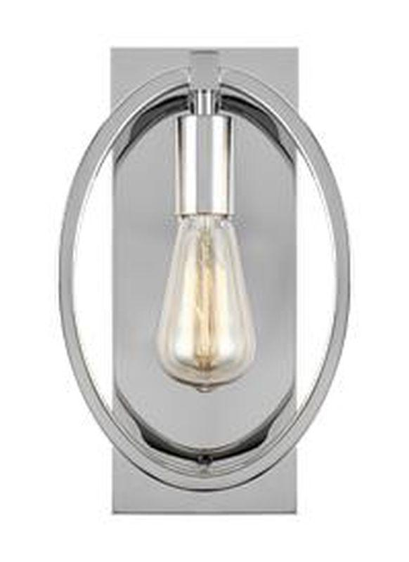 Feiss WB1847CH Marlena Light Wall Sconce Chrome