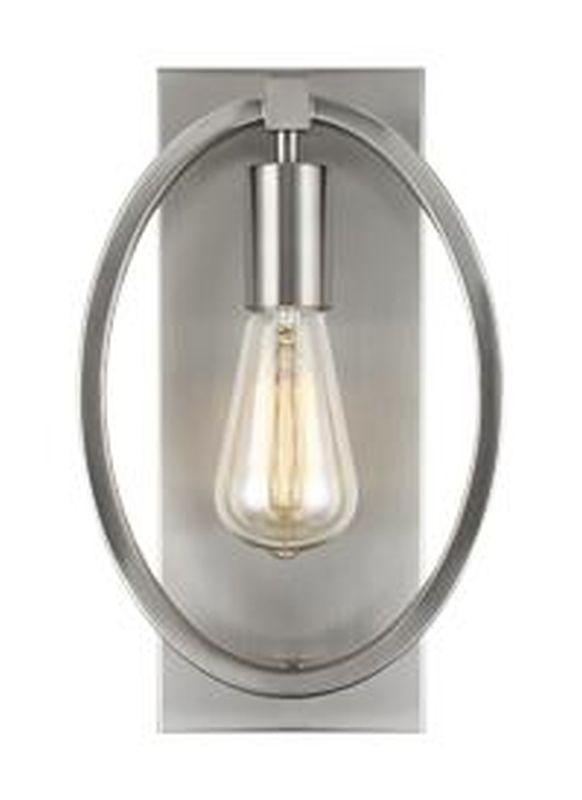 Feiss WB1847SN Marlena Light Wall Sconce Satin Nickel