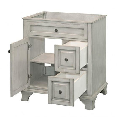 "Foremost CNAGV3022D Corsicana 30"" Vanity Antique Grey"