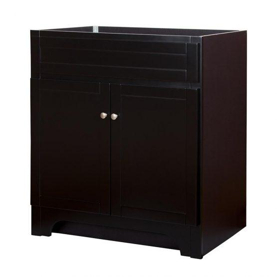 "Foremost WREV3022 Worthington 30"" Espresso Laundry Cabinet"
