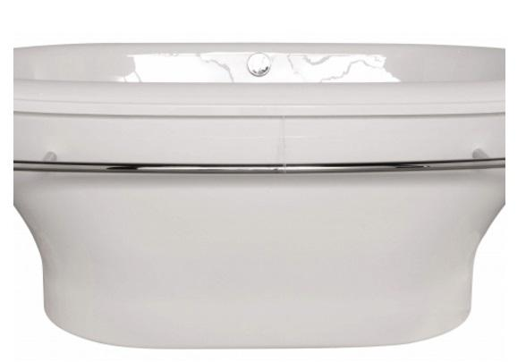Hydro Systems CHL7040 CHLOE Freestanding BathTub