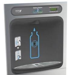 HALSEY TAYLOR 7457000083 (BF ONLY) Halsey Taylor HydroBoost In-Wall Bottle Filler