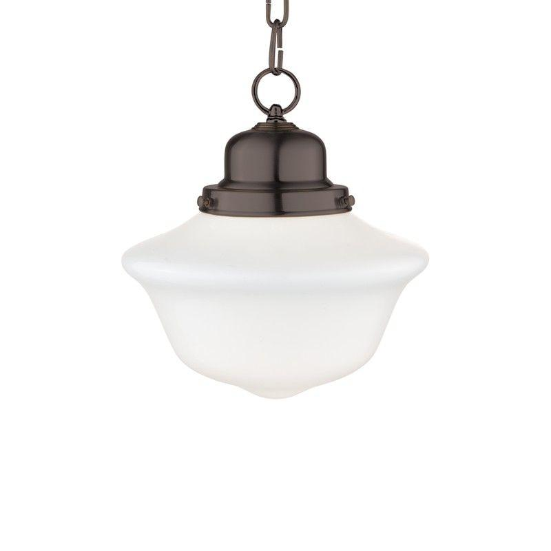 Hudson Valley 1609-OB EDISON COLLECTION 1 LIGHT PENDANT Old Bronze