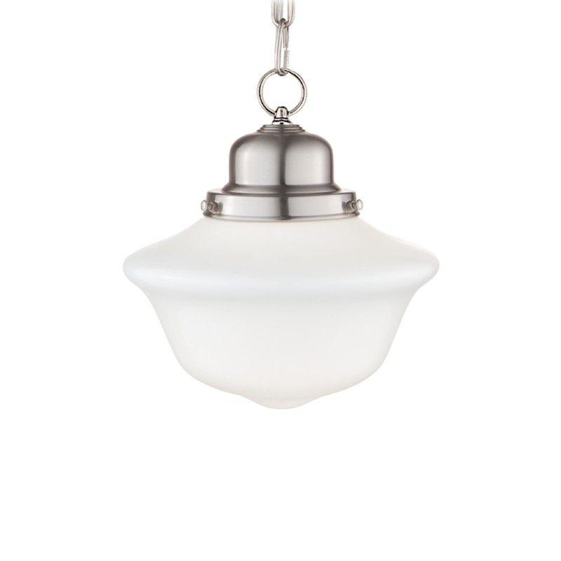 Hudson Valley 1609-SN EDISON COLLECTION 1 LIGHT PENDANT Satin Nickel