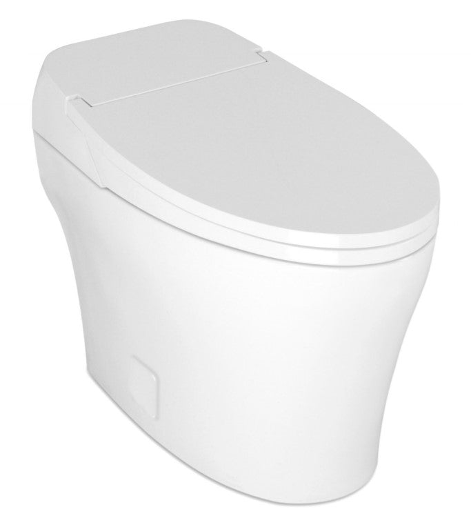Icera CS-20.01 Muse Integrated Toilet With IWash Bidet Seat Top