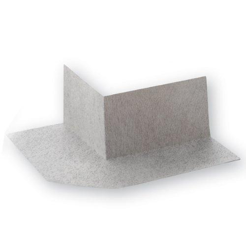 Infinity Drain 170207 Left/Right Triangle Bench Corners for Durock Brand Waterproofing System - 2 Pack