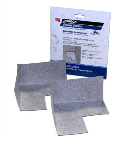 Infinity Drain 171344 Durock Brand Waterproofing System Accessory Kit