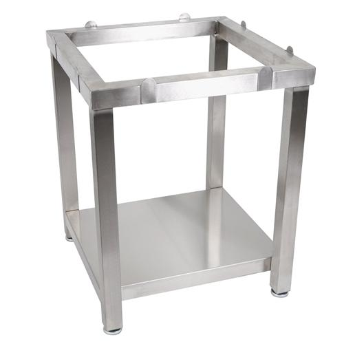 John Boos CUCLA24B Lafrz 24X24X29Oh 2 Stainless Steel Base Only
