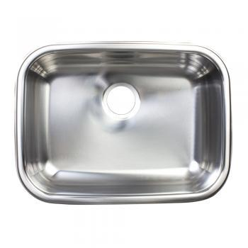 Kindred FSUG800-18BX Undermount Single Bowl Stainless Steel Kitchen Sink