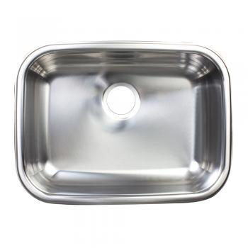 Kindred FSUG900-18BX Undermount Single Bowl Stainless Steel Kitchen Sink