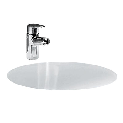 Laufen 8.1129.8.000.109.1 Lipsy Built-In Washbasin