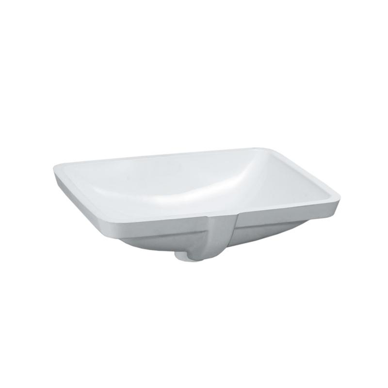 Laufen 8.1196.1.000.109.1 Built In Basin Pro-53 White